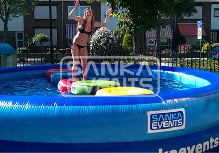 Opblaasbaar zwembad huren