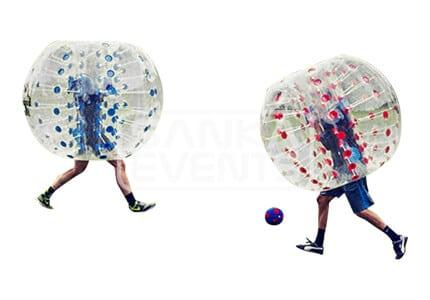 Bubble Voetbal losse bal kinderen huren