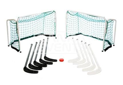 Unihockey huren