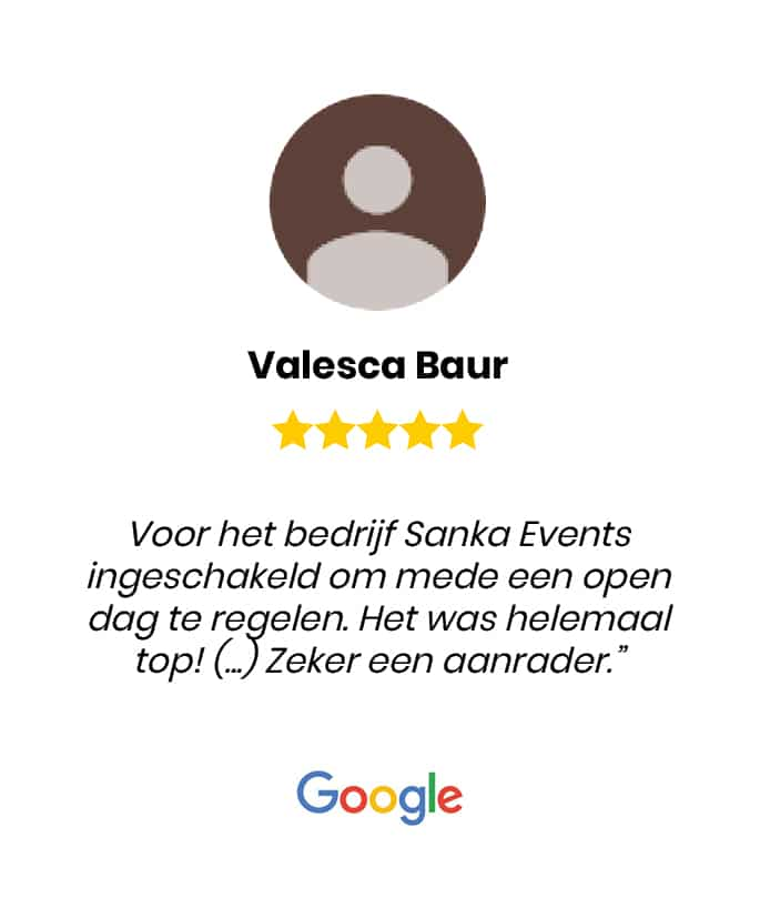 Social review homepage Valesca Baur