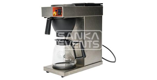 Koffiezetapparaat huren product